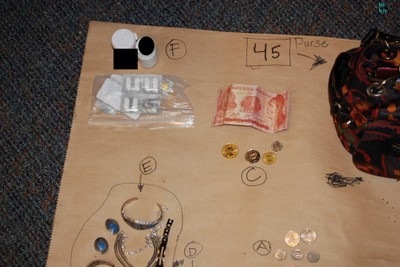 2011 Tucson Shooting Belongings Recovered - Photograph 3