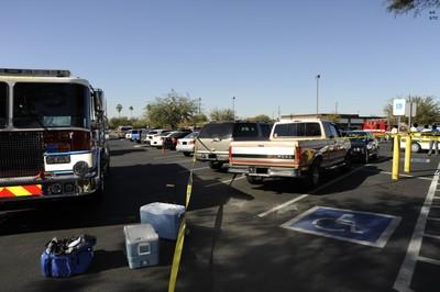 2011 Tucson Shooting Crime Scene - Photograph 24