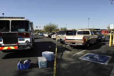 2011 Tucson Shooting Crime Scene - Photograph 25