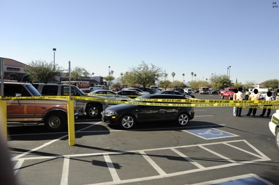 2011 Tucson Shooting Crime Scene - Photograph 26