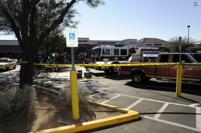 2011 Tucson Shooting Crime Scene - Photograph 27