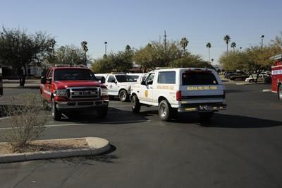 2011 Tucson Shooting Crime Scene - Photograph 30