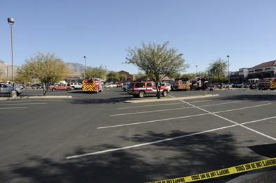 2011 Tucson Shooting Crime Scene - Photograph 32