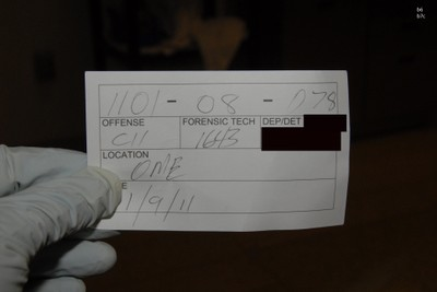 2011 Tucson Shooting Evidence Collected - Photograph 583