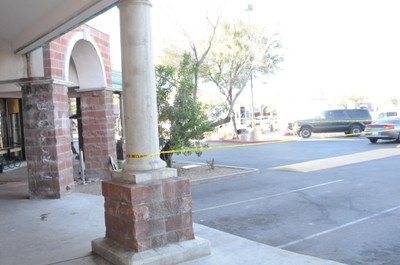 2011 Tucson Shooting Crime Scene - Photograph 431