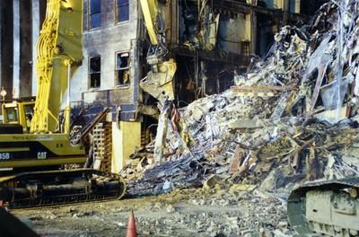 9-11 Pentagon Exterior 7