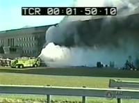 Emergency Response at Pentagon on 9/11