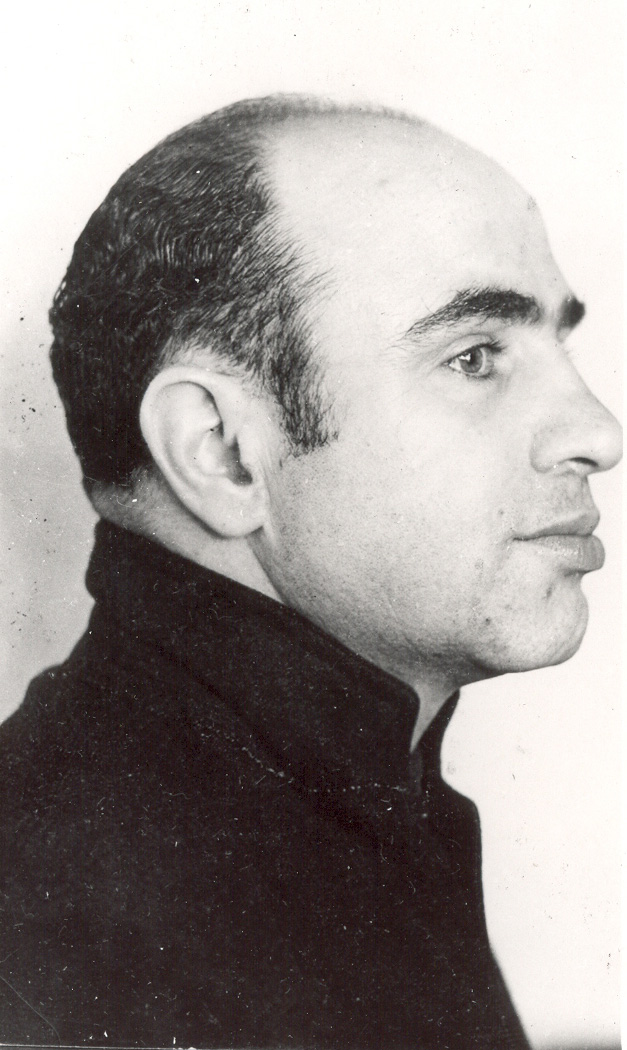 Al Capone Mug Shot Photo 1
